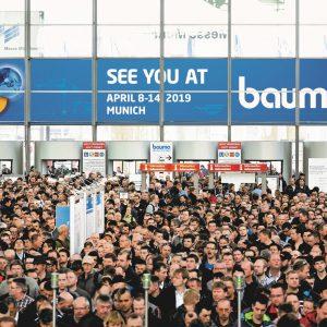 Bauma 2019: Neue Trends auf der größten Messe der Welt