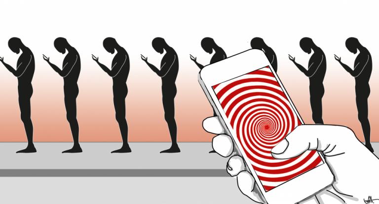 Sind wir süchtig nach unseren Smartphones?