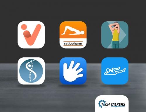Apps gegen Rückenschmerzen im Test