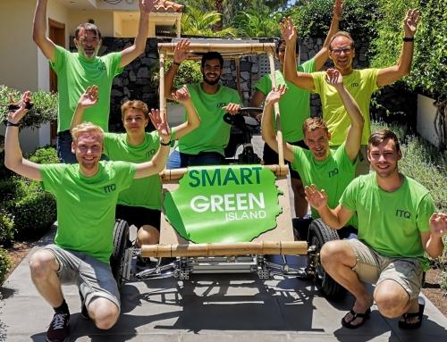 Studenten entwickeln Solar Car für Afrika