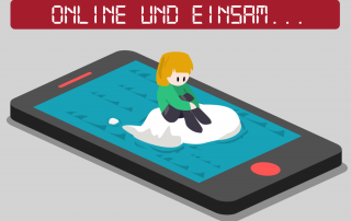 Einsamkeit durch das Smartphone