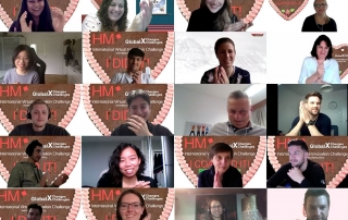 Abschlusspraesentation der International Virtual Innovation Challenge 2021